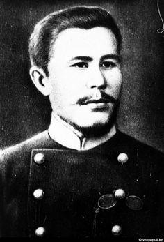 "Kazakh intelligence. Bakhytzhan Karatayev – an educator, a Democrat, a lawyer, a publisher of the magazine ""Aikap"", the leader of the party ""Alash Orda""."