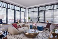 Les appartements meublés et prêts à être loués sont de surface différente – S, M & L