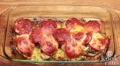 Nog geen idee wat je vanavond moet eten? Nu wel! Echt heel lekker dit én je hebt alleen je oven nodig!