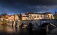 Kamenný most v Písku by Marek Weisskopf on 500px