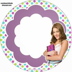 Kit Festa Violetta Para Imprimir Grátis Violetta Disney, Lalaloopsy Party, Phineas And Ferb, Festa Party, Music Party, Baby Party, Reception Decorations, Holidays And Events, Birthday Parties
