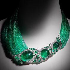 Scavia emeralds