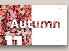 Autumn poster by Nastya Source by Gothsagi  -  #BookandMagazineDesign #BookandMagazineDesignideas #BookandMagazineDesigns
