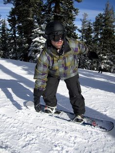 Snow Goggles With HD Camera