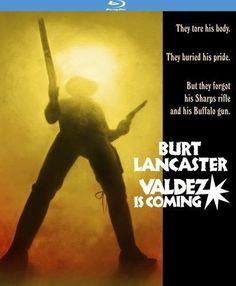Valdez is Coming (Blu-ray, 2017) Kino Lorber Studio Classics/1971 Burt Lancaster