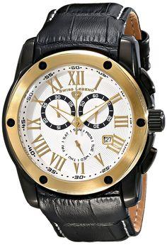 Swiss Legend Men's 10005-BB-02-GB Traveler Analog-Display Swiss-Quartz Black Watch ** Check out this great watch.
