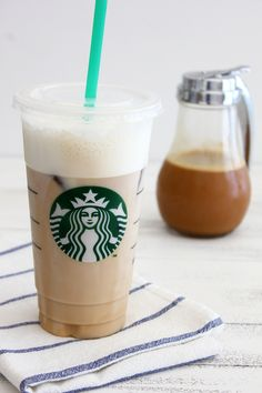 Confession #82 I Run on Coffee… Iced Caramel Latte