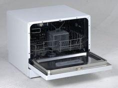 Avanti Countertop Dishwasher http://shorl.com/stodrubrunyprena