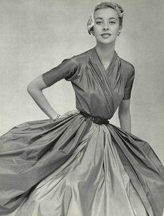 Madame Gres Dress, 1953