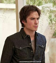 Vampire Diaries' Ian Somerhalder opens up about THOSE Fifty Shades casting rumours as he works smouldering gaze for Mr Porter Ian Somerhalder Vampire Diaries, Vampire Diaries Damon, Vampire Dairies, Vampire Diaries The Originals, Damon Salvatore, Bae, Cw Series, Nikki Reed, Mr Porter