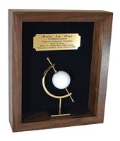 Hole-in-One Shadow Box and Caliper