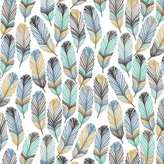 Hawthorne Threads - Feathers - Feathers in Aspen