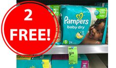 2 FREE PAMPERS - CouponMom Blog