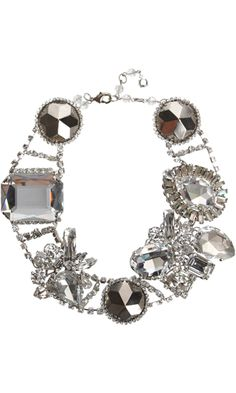 Erickson Beamon Crystal Innocence Necklace