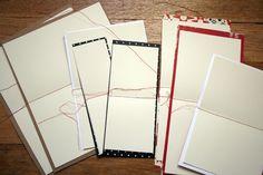 Tutorial Tuesday: Tiny notebooks - Mollie Makes