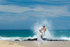 Elope in Hawaii! That's how its done! :)