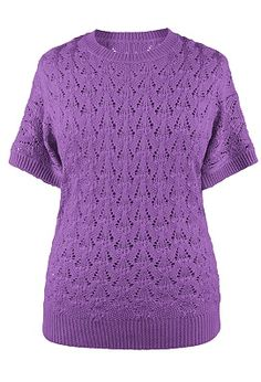 I like this one, in black and in purple.