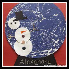 winter-art-marble-snowman.jpg 400×400 pikseliä
