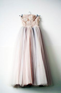 dress wedding pastel pale roses romantic light pink prom prom dress fluffy flawless chiffon pale grunge hipster wedding