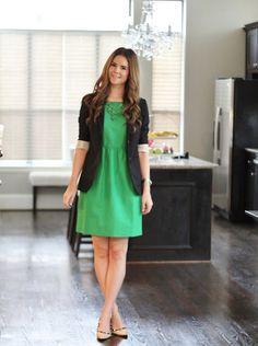 Veronika's Blushing: Emerald