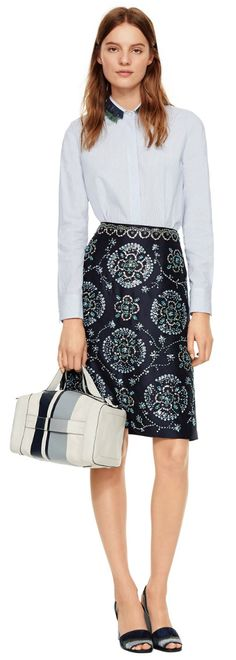 Tory Burch Paris Capsule Collection