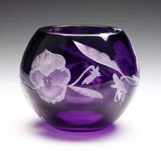 Purple Love, All Things Purple, Purple Glass, Shades Of Purple, Deep Purple, Purple Stuff, Salons Violet, Perfumes Vintage, Or Violet