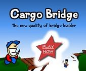 Enjoy your best techniques to make bridge in Cargo Bridge game just at http://game4b.com/online-games/Cargo-Bridge
