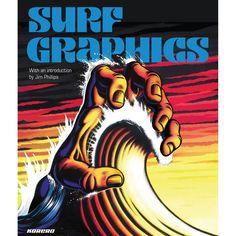 Surf Graphics. Jim Phillips, Ian C. Parliament.