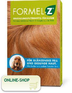 Für Hunde- Naturliche Nahrungsergänzung für gesunde Haut & Fell - Natürliche Abwehr gegen Zecken & Co.
