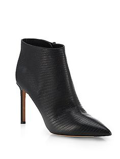 Vince Chara Leather Ankle Boots