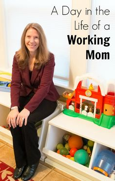 Take a peek into an average day in the life of a working mom - plus learn how you can save yourself 30 minutes a day! #ad #SK #LGLaundry