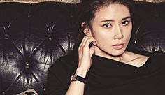 Cosmopolitan Korea's December 2013 Issue Feat. Lee Bo Young