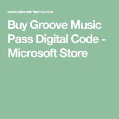 Buy Groove Music Pass Digital Code - Microsoft Store