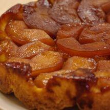 Ma recette du jour : Tarte tatin classique sur Recettes.net