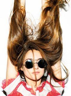 Shailene Woodley for ASOS magazine.