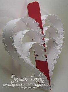 A Path of Paper: Hearts of Paper & Instructions