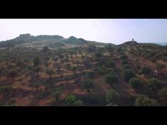 Lesvos by air Drone, Greece Islands, Grand Canyon, Videos, Water, Travel, Outdoor, Beautiful, Gripe Water