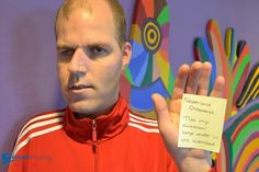 Christian schrijft: 'Voor mij is Nederland Onbeperkt als ik met mijn duikleraar kopje onder kan in ons zwembad. Wat versta jij onder 'Nederland Onbeperkt'? https://www.facebook.com/NederlandOnbeperkt?fref=ts