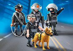Tactical Unit Team
