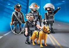 SEK-Team - PM Germany PLAYMOBIL® Deutschland