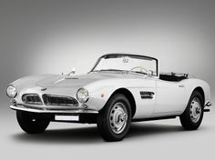 One of the most beautiful cars ever made: The 1957 BMW 507