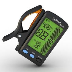 Meideal T85UB Clip-On Ukulele Tuner Tuning LCD Display by Meideal. $2.83. Specifications: ?Tuning item:   a.Tuning under special key:KeyC(Chromatic)   b.Instrument tuing:Key C Kuelele(Uc),Key D Ukelele(Ud),Banjo,Another Fixing-string tuning method of Banjo ?Tuning range:A0(27.5Hz)---C8(4186Hz). ?A4 calibration:430Hz---450Hz ?Tuning mode:clip ?Tuning Accuracy:±0.5cents ?Power:1 piece CR2032(3V)(included) ?Size:60mm×55mm×16mm ?Weight:30g