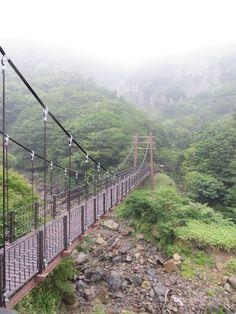 Gwaneumsa Hiking Trail Jeju Island, South Korea