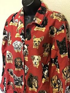 Nick Nora Dog Milk Bone Pajama Set Red Flannel Collie Chihuahua Shepard 5e933c8c6