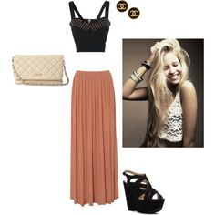 """""""Untitled #17"""" by hchristabelle on Polyvore"""