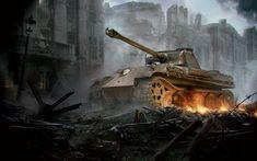 Model Italeri 36506 Panther Ausf.G - World of Tanks, jeden z najbardziej znanych modeli niemieckich czołgów do sklejania. Pantera w wersji G.