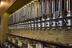 Argo Tea display corner