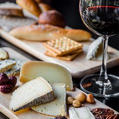 Galeries Lafayette Paris Haussmann cheese and wine tasting