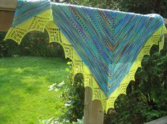 Ravelry: Prism Shawl pattern by Tanis Lavallee