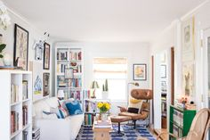 House Tour: A Colorful, Eclectic California Cottage | Apartment Therapy